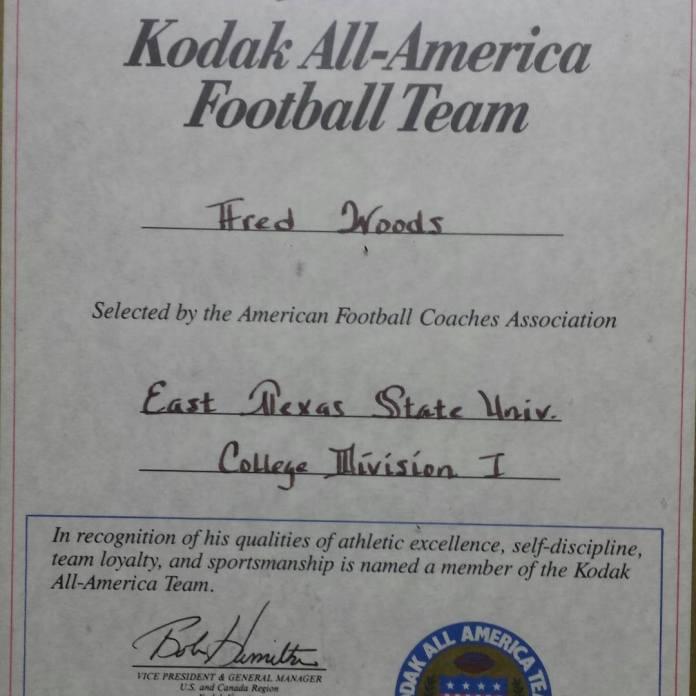 Gold Standard Certificate: Consensus All-American